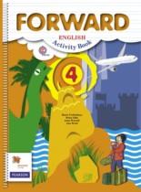 Английский язык 4 класс рабочая тетрадь Forward Activity book Вербицкая